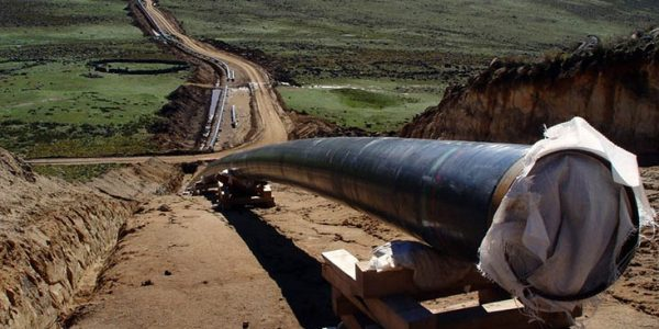 CONSTRUCCION DE GASODUCTO SUR ANDINO